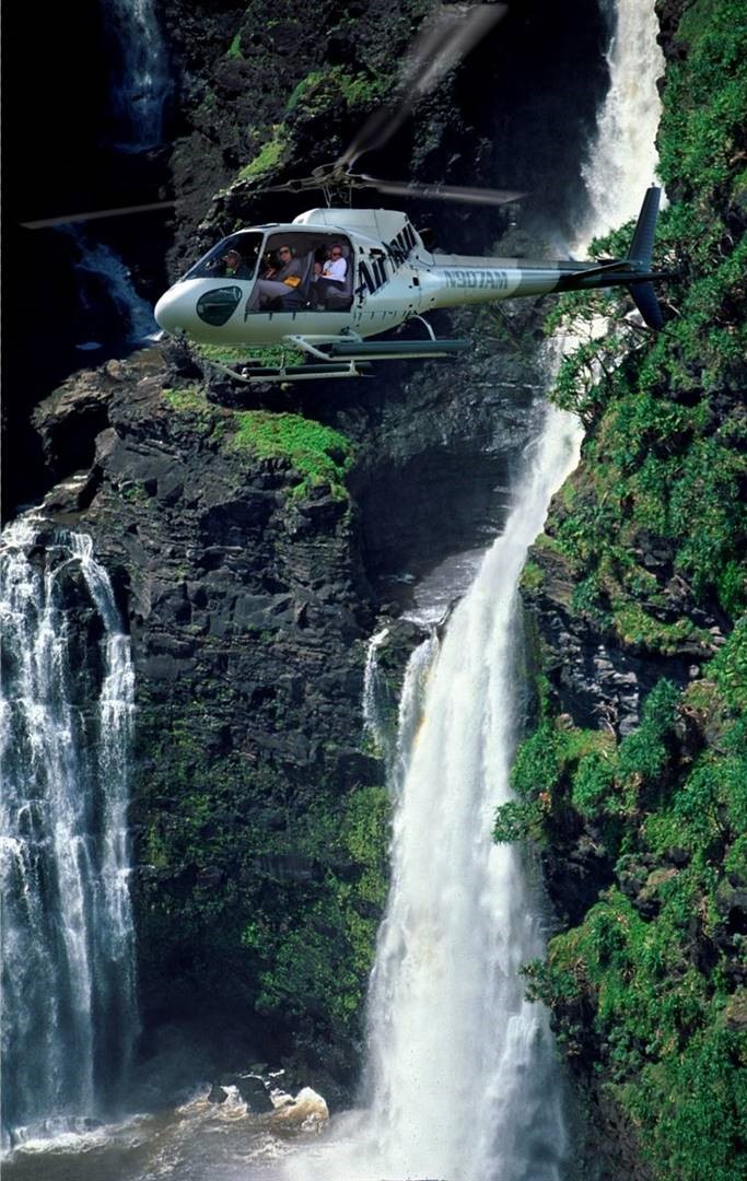 Air Maui Helicopter Tours Tours